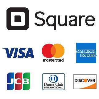 分割払い・クレジットカード対応もOK!